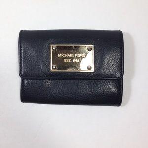 Michael Kors ChangeWallet/ Card Holder Black